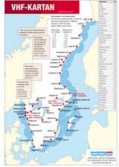 Karta Kivik Sverige.Kartor Och Kanalplan Vhf Stockholmradio